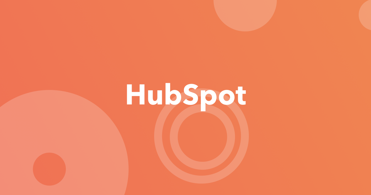 HubSpot | Inbound Marketing & Sales Software