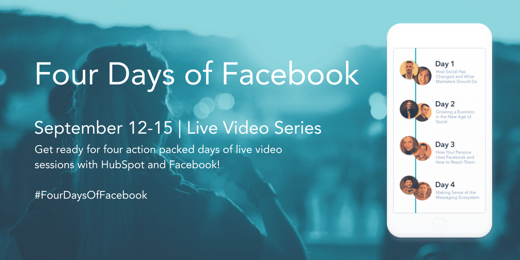 a2b581ca2b Four Days of Facebook  Best Practices on How to Grow Your Audience Faster  than Ever Before with Facebook