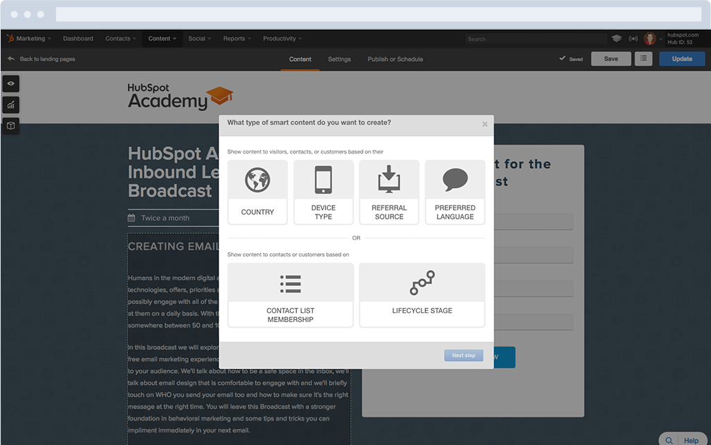 hubspot-marketing-landing-page-personalization