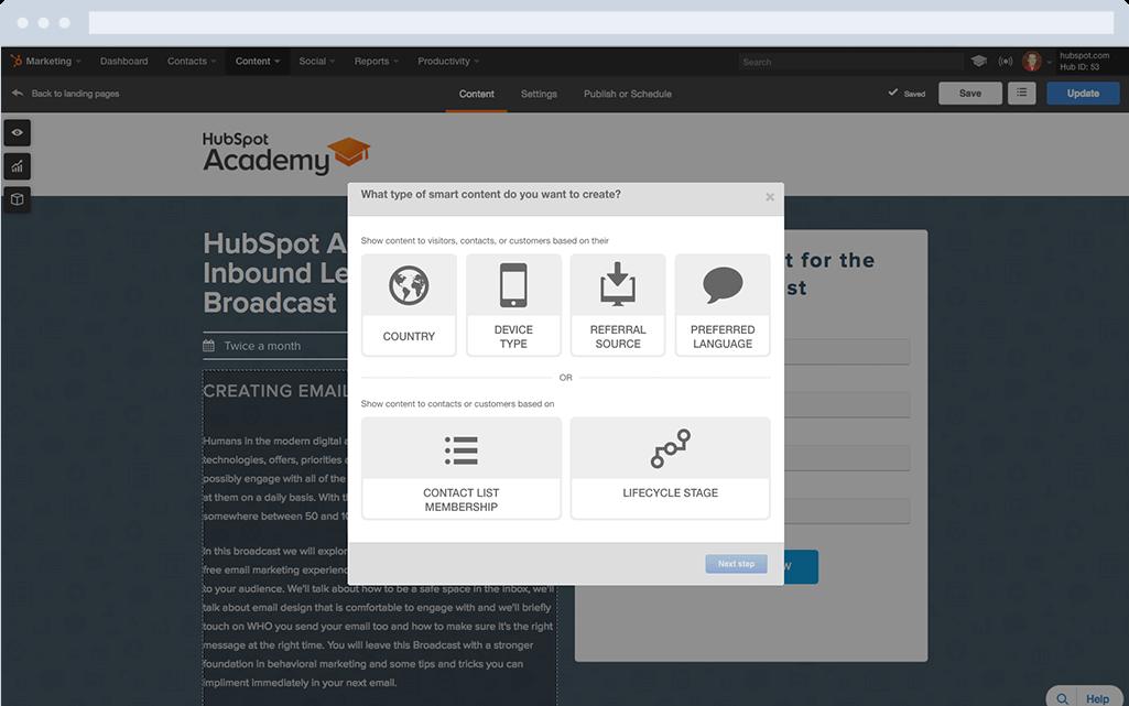 hubspot-marketing-landing-page-personalization