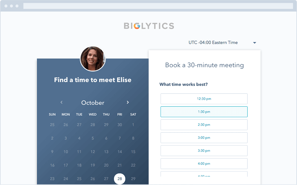 Calendar Design Tool : Templates for the sales follow up email