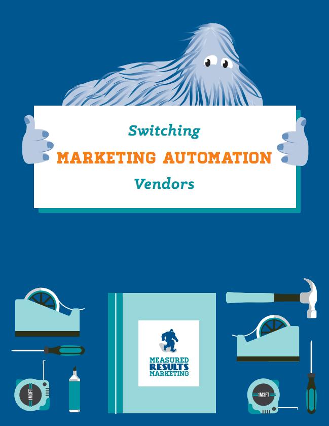 Switching Marketing Automation Vendors