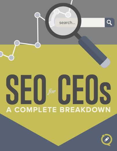 SEO for CEOs: A Complete Breakdown