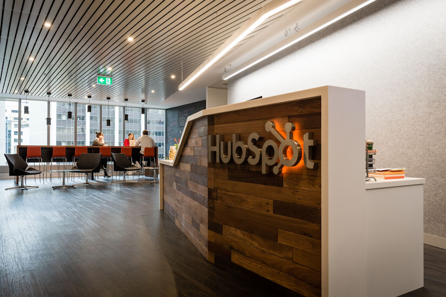 HubSpot Cambridge Office