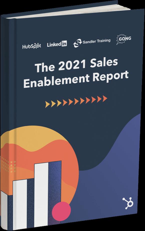 2021 Sales Enablement Report