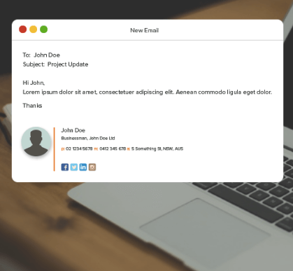 free email signature tool
