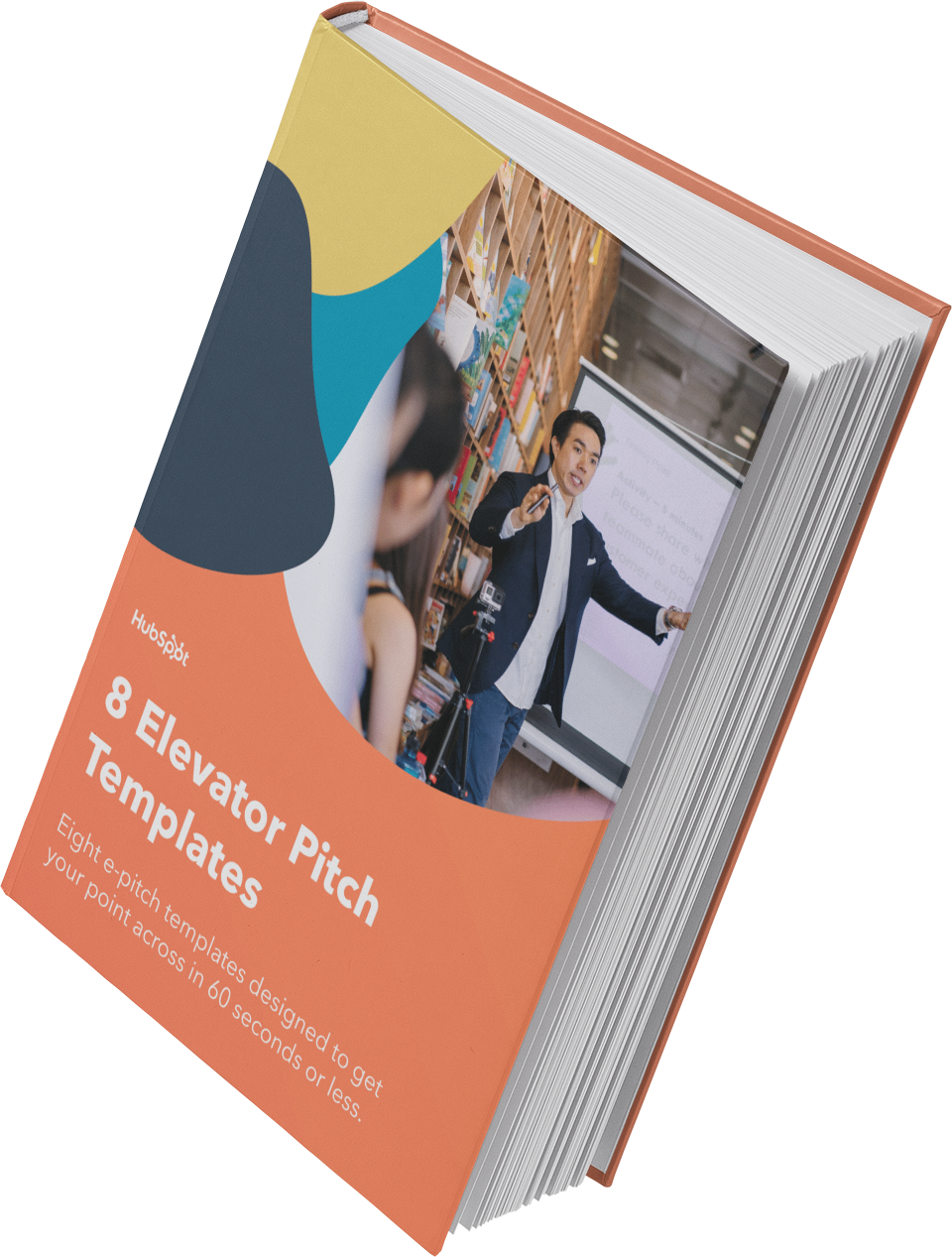 8 Elevator Pitch Templates