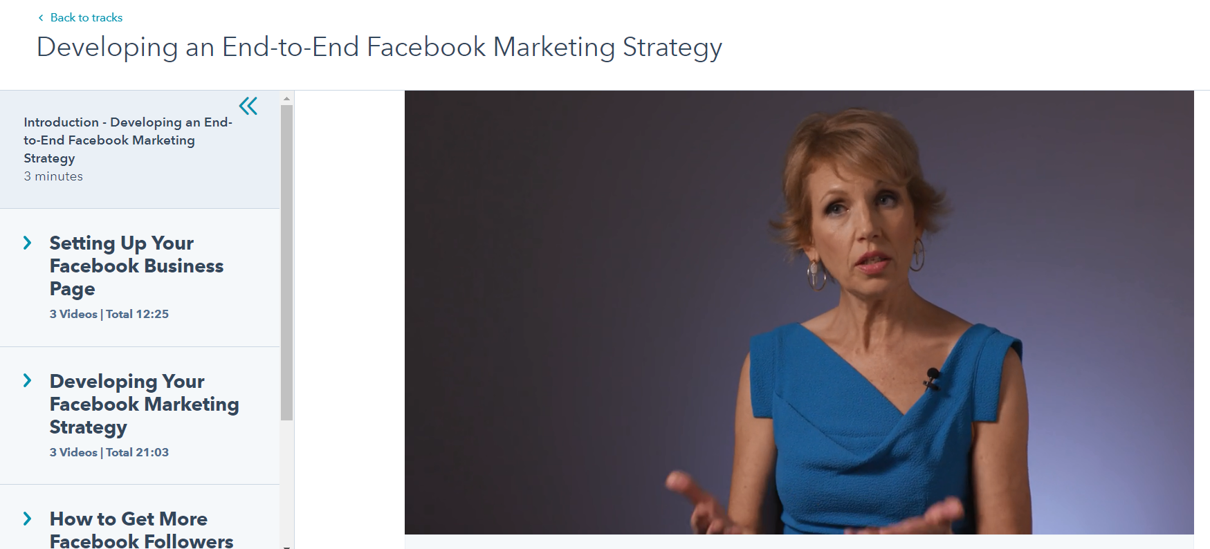 Facebook Marketing Course: How to Craft an End-to-End Strategy for Your Business