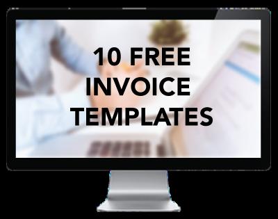 10 Free Invoice Templates