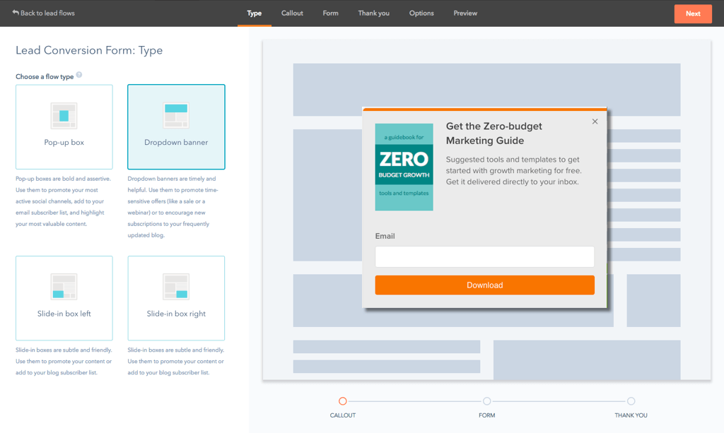 WordPress Contact Forms for Small Business | HubSpot