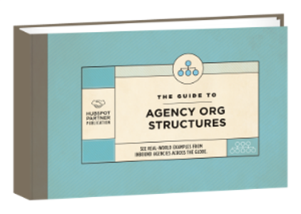 Free Ebook: The Guide to Agency Org Structures