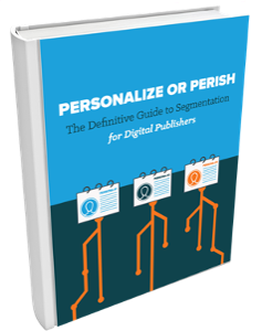 Personalize or Perish: The Definitive Guide to Segmentation for Digital Publishers