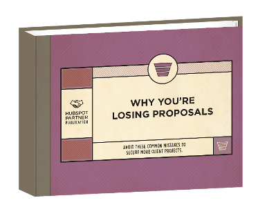 Why You're Losing Proposals