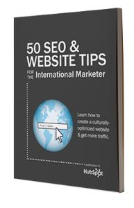 50 SEO & Website Tips for the International Marketer