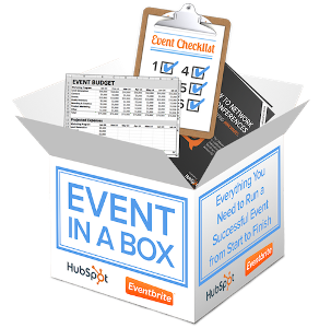 Event in a Box - Free Resources for Planning and Networking at Your Next Event