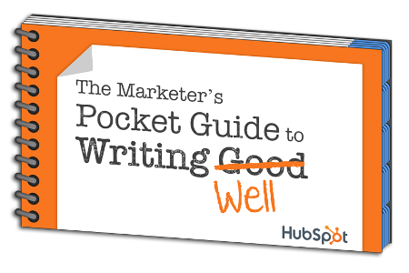 Free Download: The Marketer's Pocket Guide to Writi...
