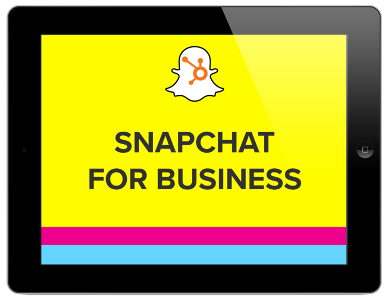 A Marketer's Guide Snapchat for Business