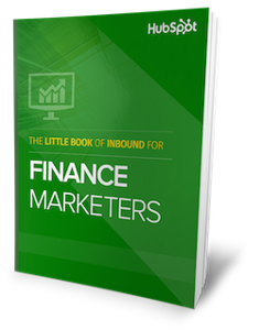 Free Ebook: The Little Book of Inbound for Finance Marketers