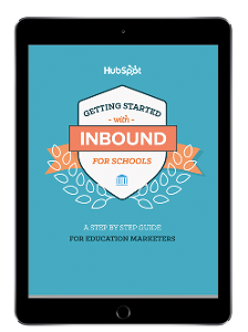 Getting Started with Inbound for Schools