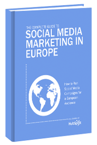 Complete Guide to Social Media Marketing in Europe