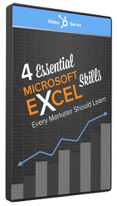 4 Essential Microsoft Excel Skills Every Marketer Should Learn