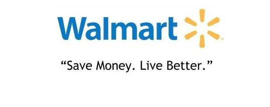 Ejemplo de slogans famosos: Walmart