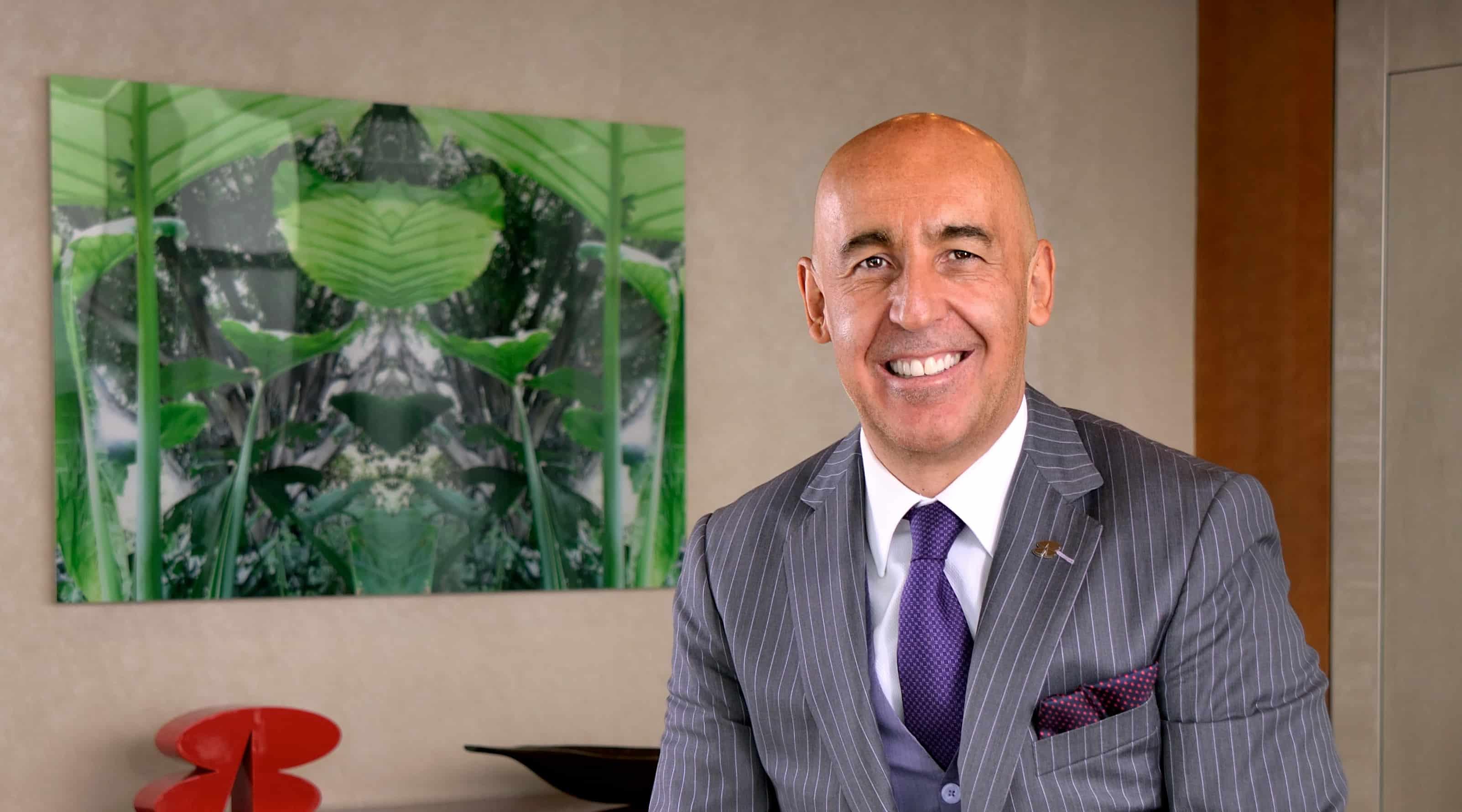 Jorge Marco Ramírez, CEO Grupo Financiero Banorte