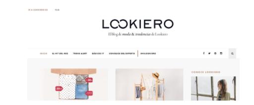 Nombres mas originales de paginas: Lookiero