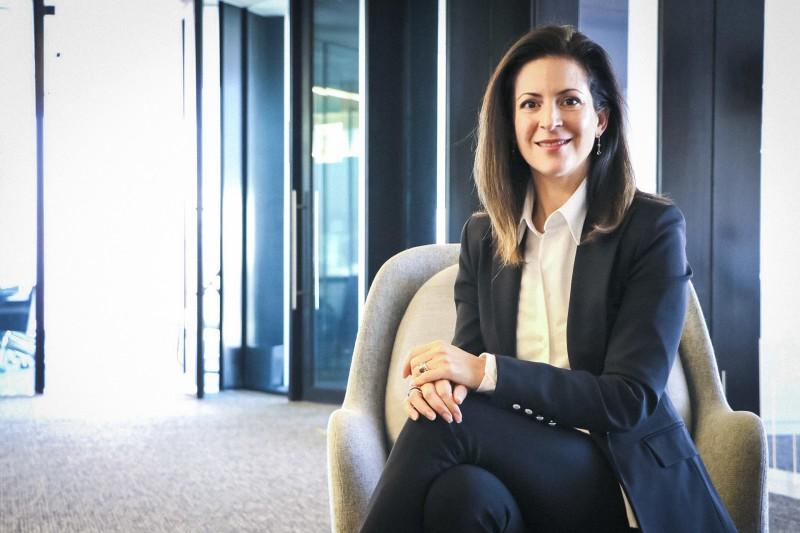 Mónica Aspe, CEO AT&T
