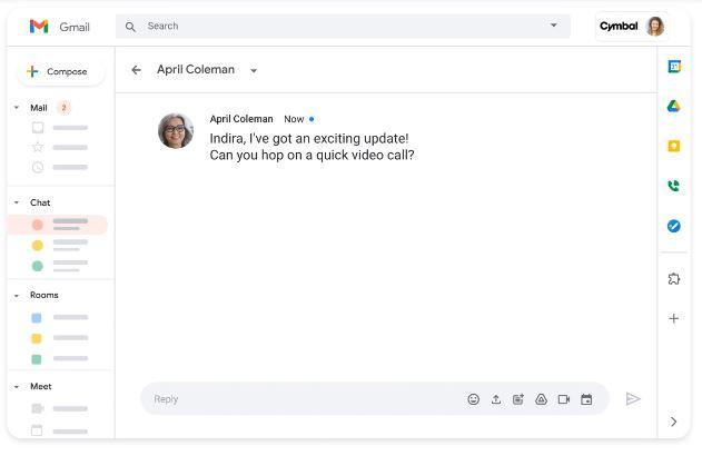 App para administrar negocios: Google Workspace