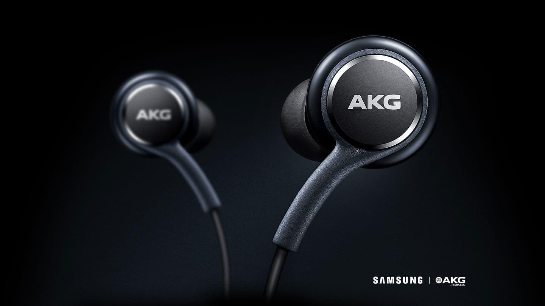 Ejemplo de co-branding de AKG