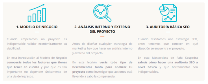 Curso de marketing digital: Marketing digital de Marketing and Web