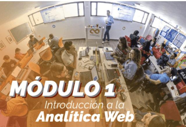 Curso de marketing digital: Analítica web