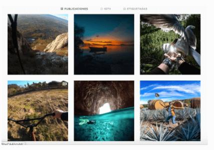 Ejemplo de storytelling: GoPro