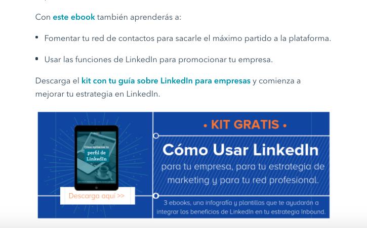 Cómo promocionar el co-marketing: ejemplo en blog