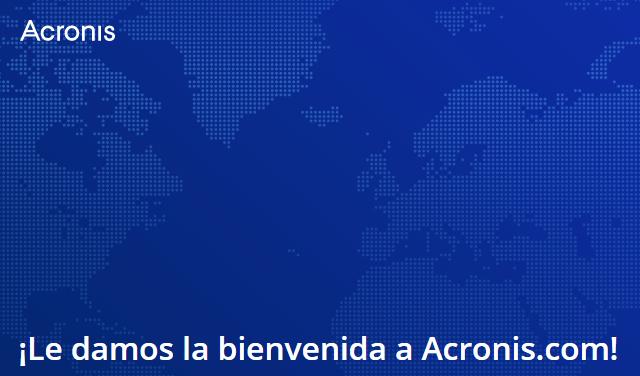 Software de seguridad de datos: Acronis