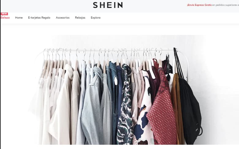 SHEIN, ejemplo de estrategia de marketing digital