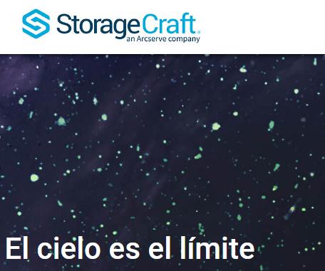 Software deseguridad de datos: Storagecraft