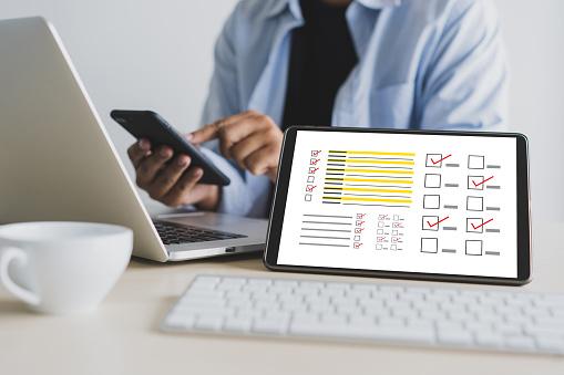 Los 5 tipos de formularios web y para qué sirven