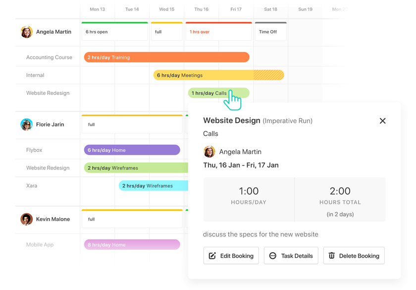 Project management software by Paymo