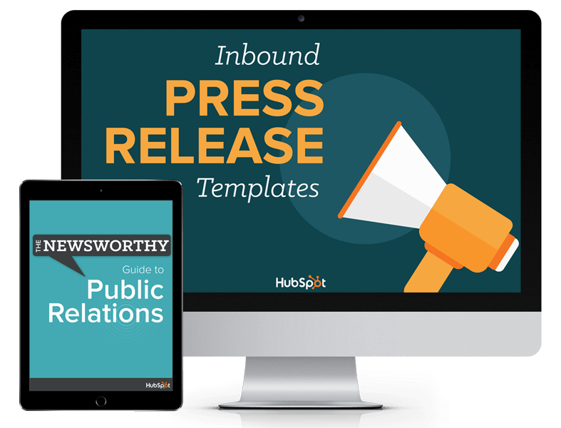 templates for press releases