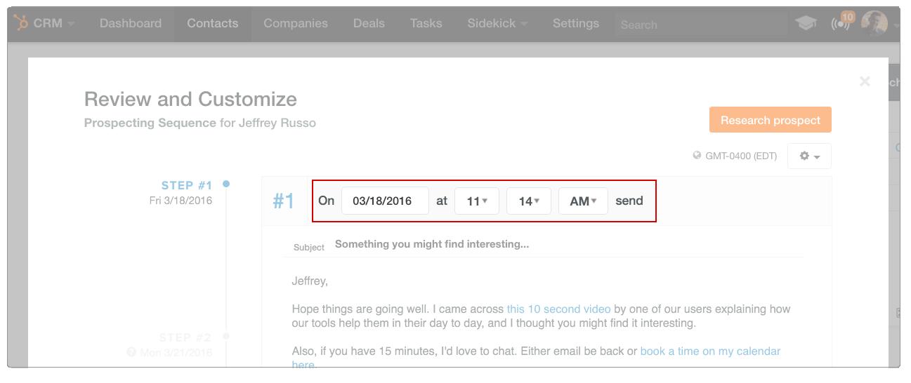 HubSpot Product Updates | Sales - Featured Updates