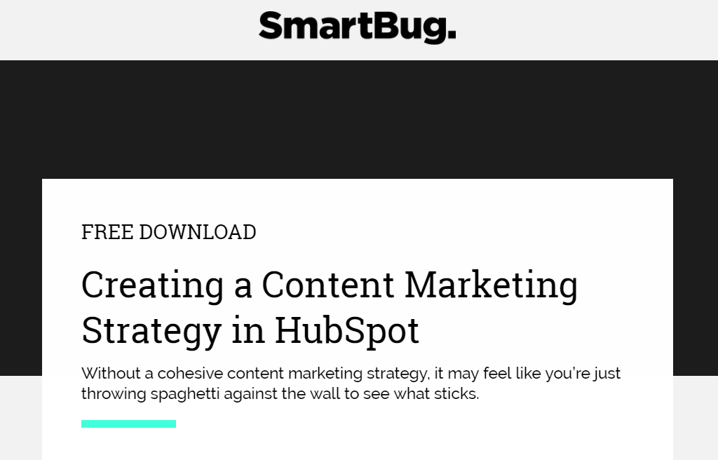 Creating a Content Marketing Strategy in HubSpot