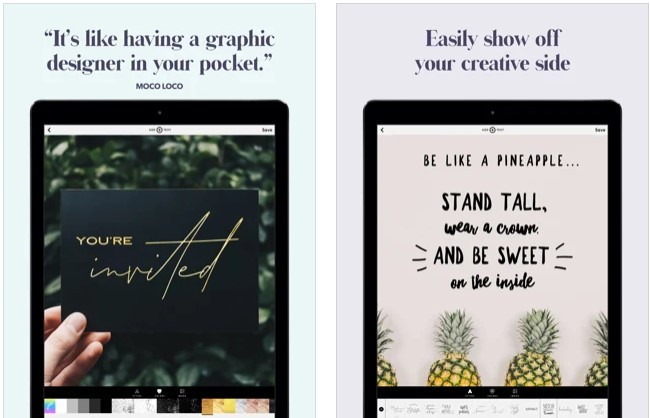 word swag instagram quote templates